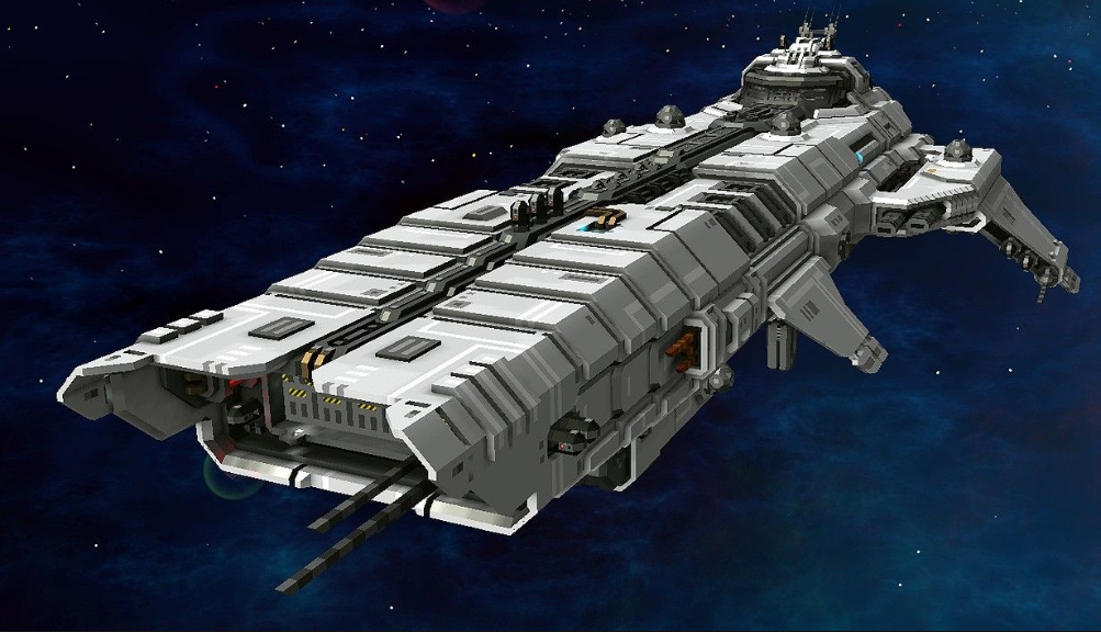 ¤ V2400 ¤ Le Module Vaisseau ou Créer des vaisseaux spatiaux Unknown