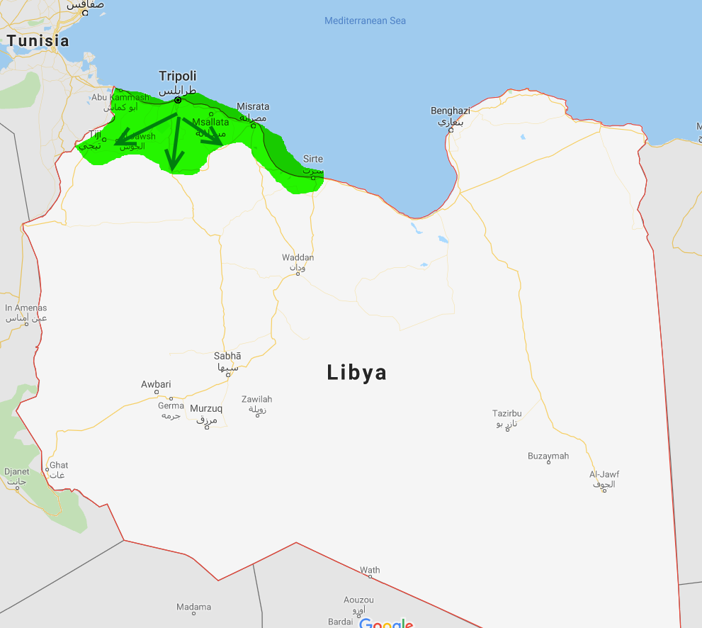 Guerre civile libyenne Unknown