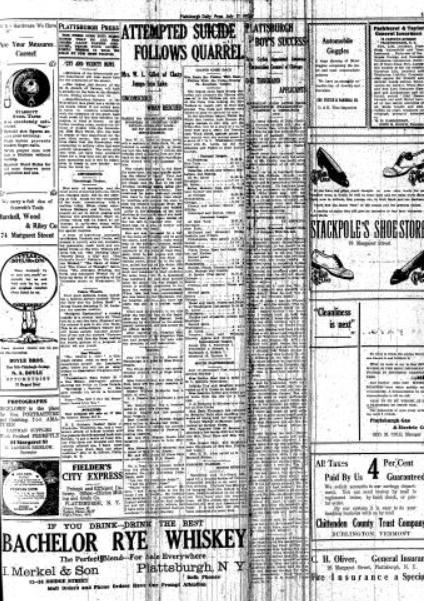 ¤ Revue de Presse Officielle - V1912 ¤ Unknown