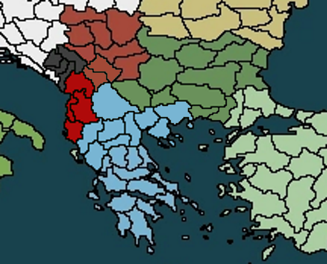 Guerre Balkanique Unknown