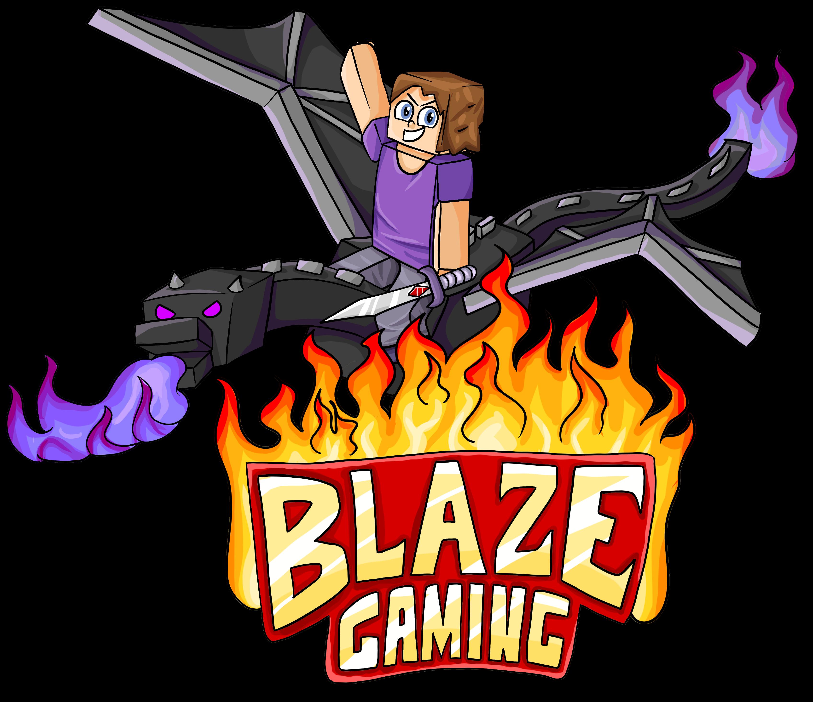 BlazeGaming Logo