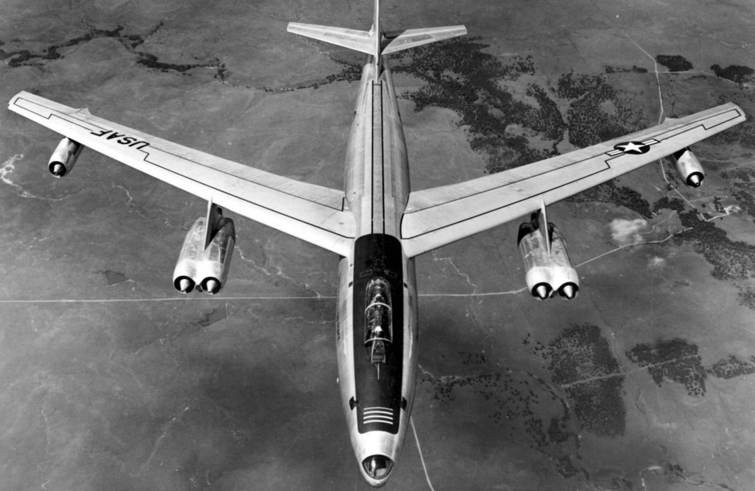 B-47 Top