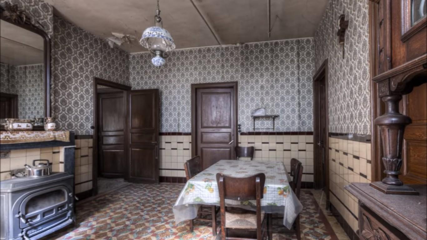 Orfanato Blackwood Cozinha