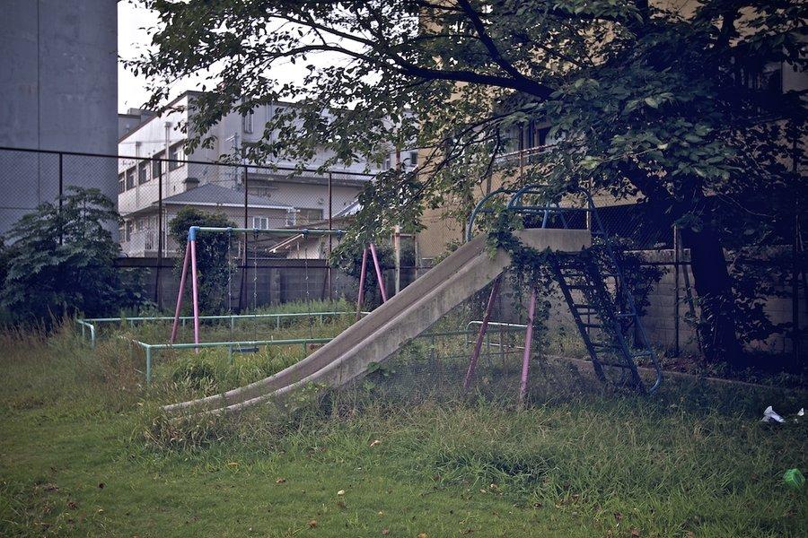 Orfanato Blackwood Playground