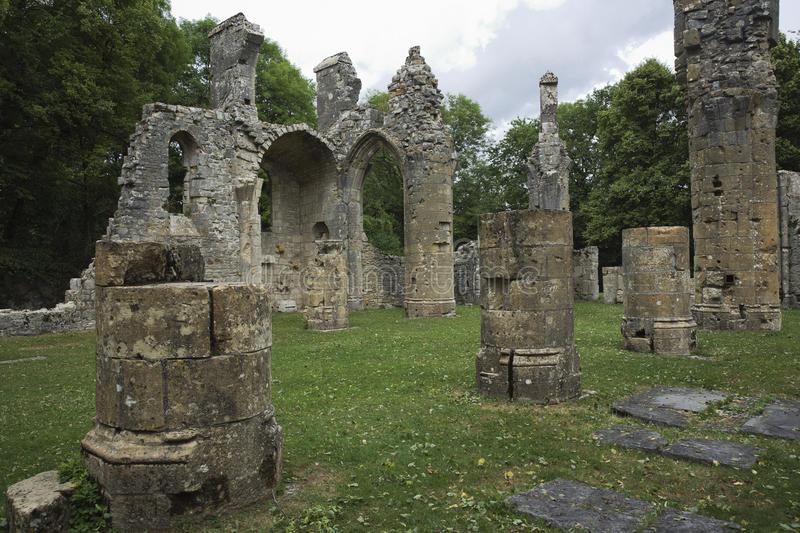 Orfanato Blackwood Ruinas