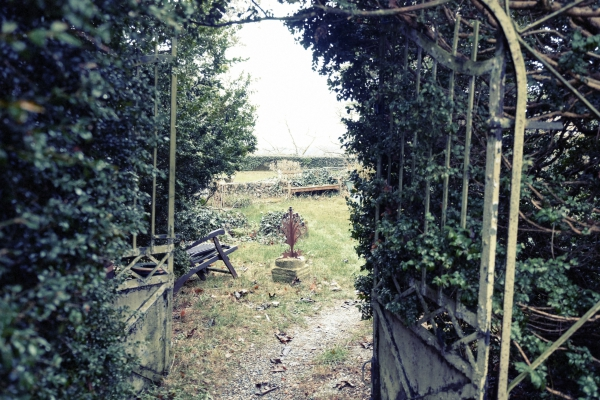 Orfanato Blackwood Jardim3