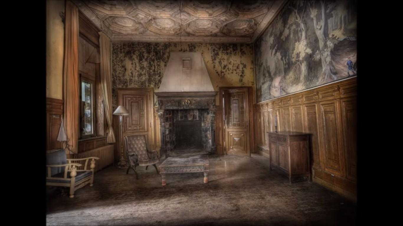 Orfanato Blackwood Sala_da_lareira