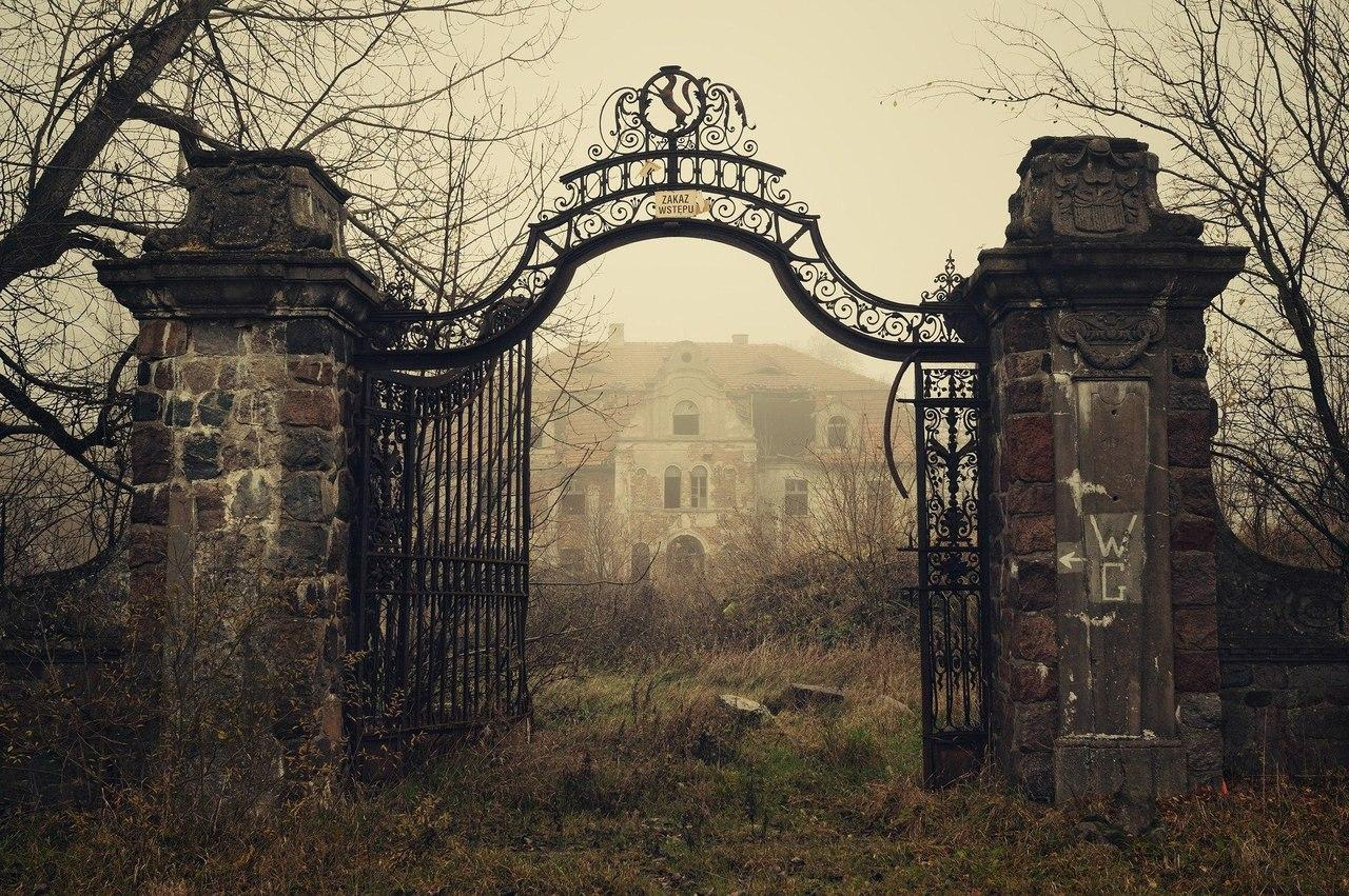 Orfanato Blackwood Portoes