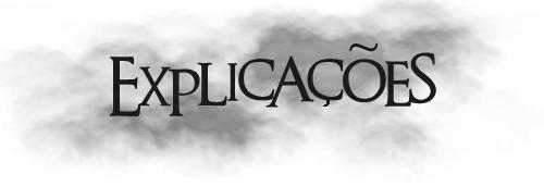 Orfanato Blackwood Explicacoes