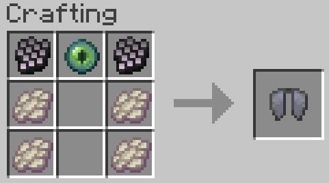 Crafting Recipe For Elytra