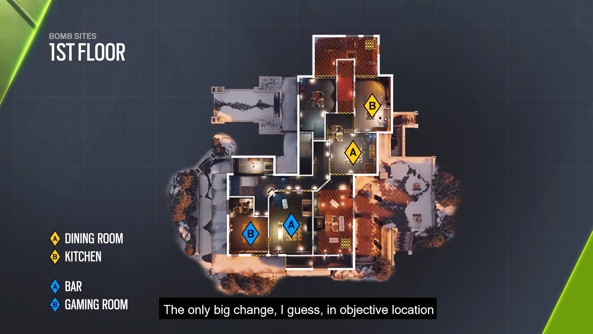 Operation Shadow Legacy changes