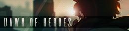 Fiche et boutons de Dawn of Heroes Part9