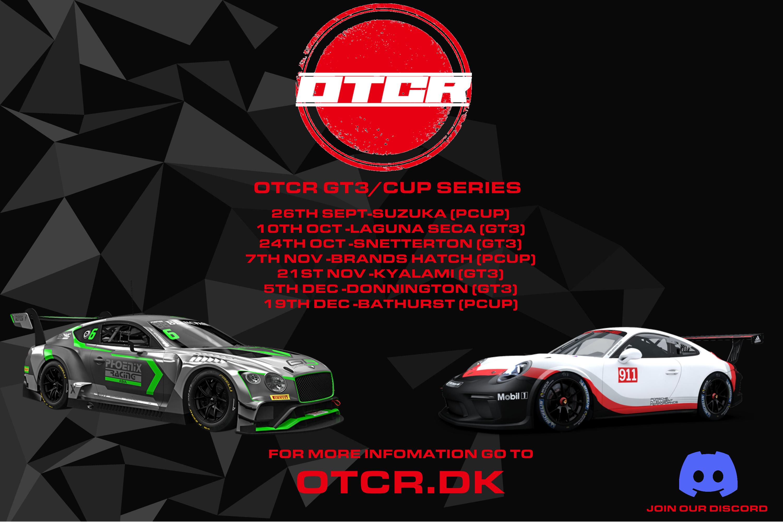 OTCR S3-2021 GT3/911 CUP.