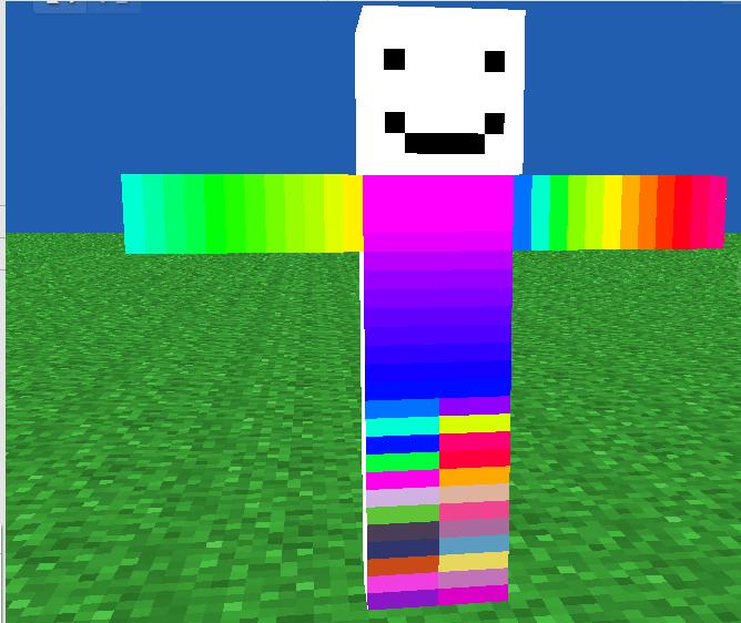 Unsuspicious Color Test