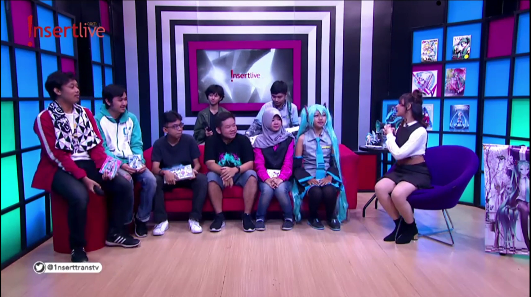 Yuk, Intip Talkshow Interaktif Insert J-Pop Terkait Dunia Vocaloid!