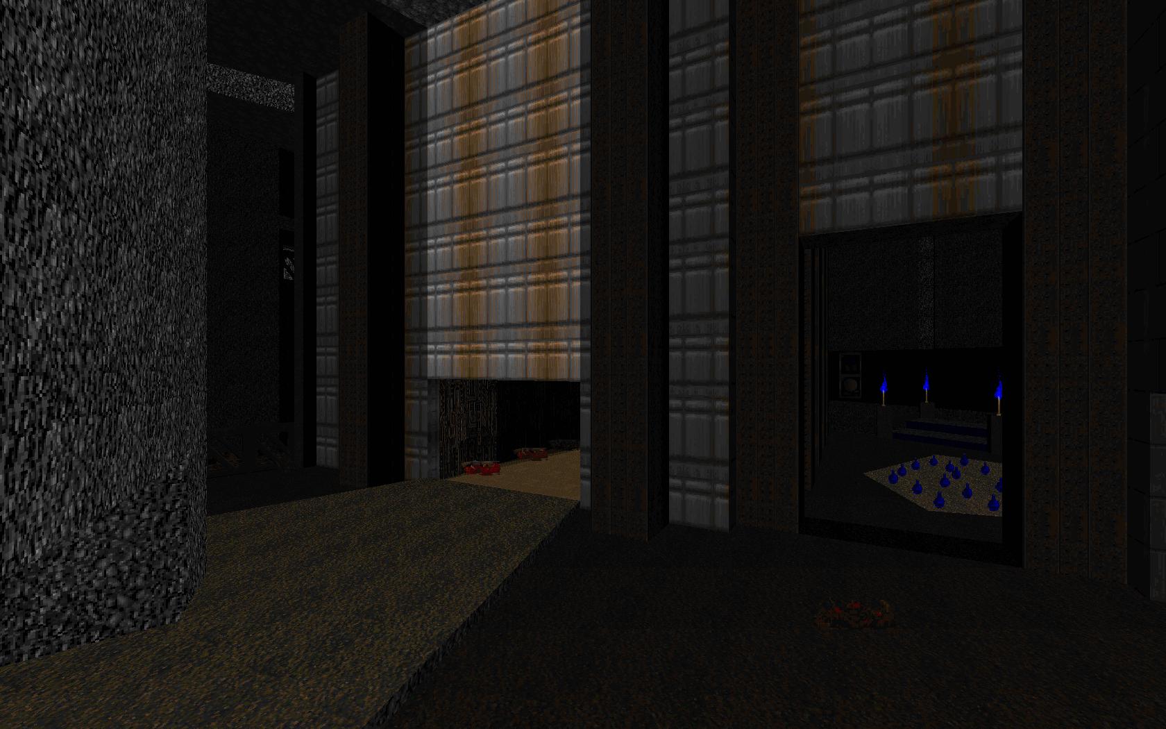 [UD] [Vanilla] Perdu (slot : E2M7) Doom302