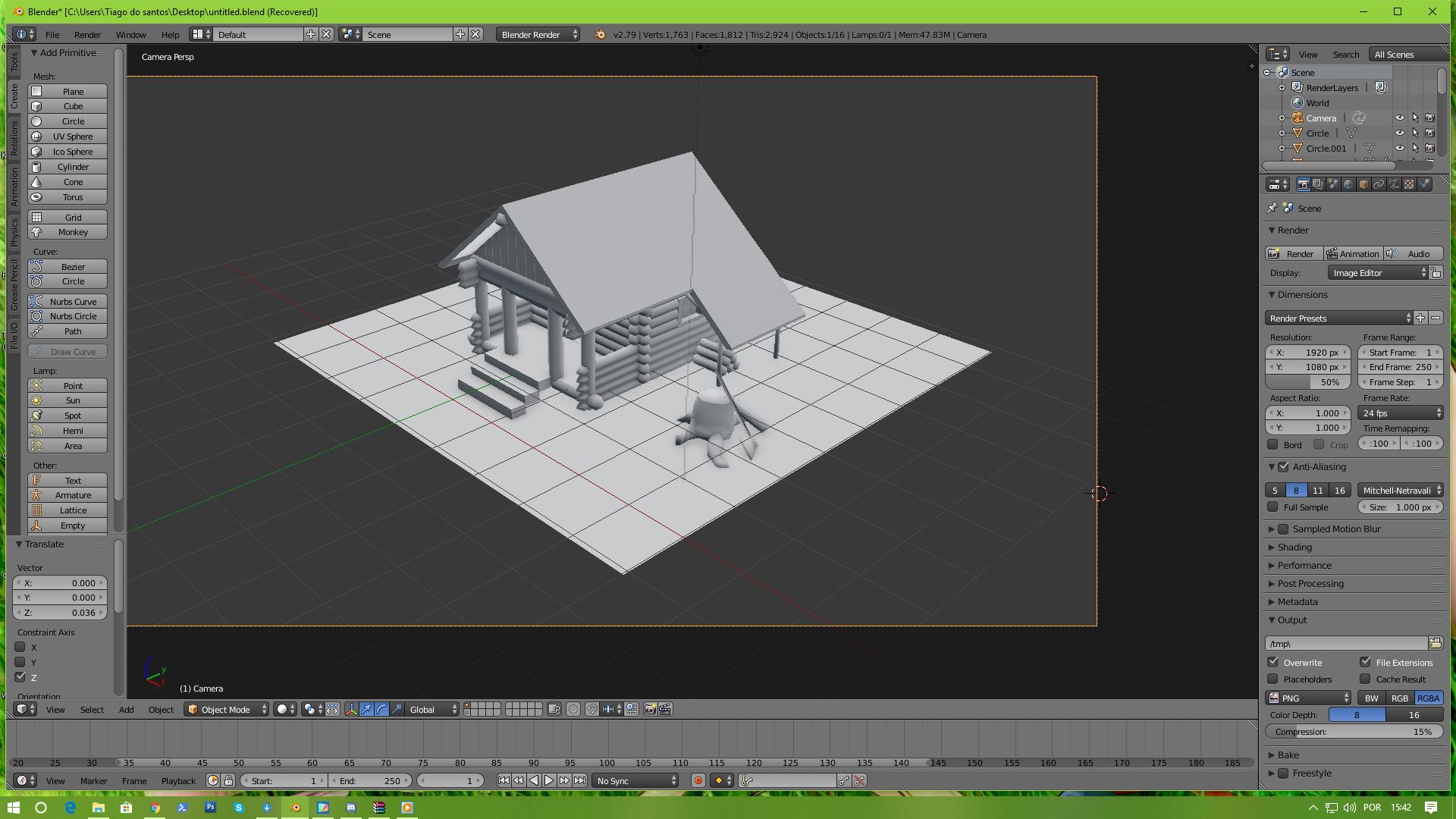 Procuro Programador para jogo baseado em Harvest Moon - Unity (3D) Unknown
