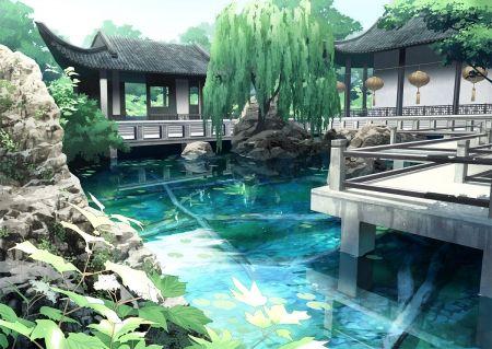 Fuku Shrine: Ryunoshi Priestess Abbey