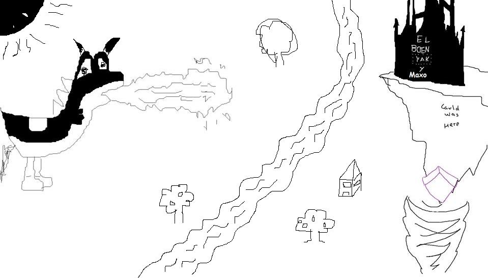 Dibujo colaborativo 2: Pixel's Quest Unknown