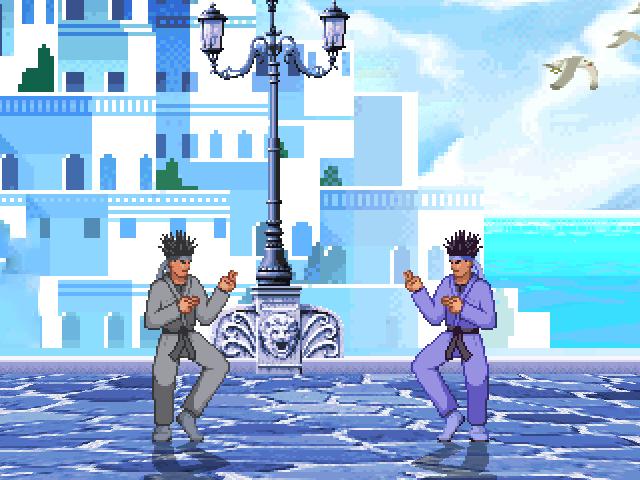 Water Palace and Infinite Azure 2 1.0/1.1 Mugen000