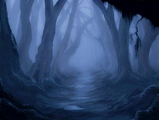Halloween-Event [2019] Wald