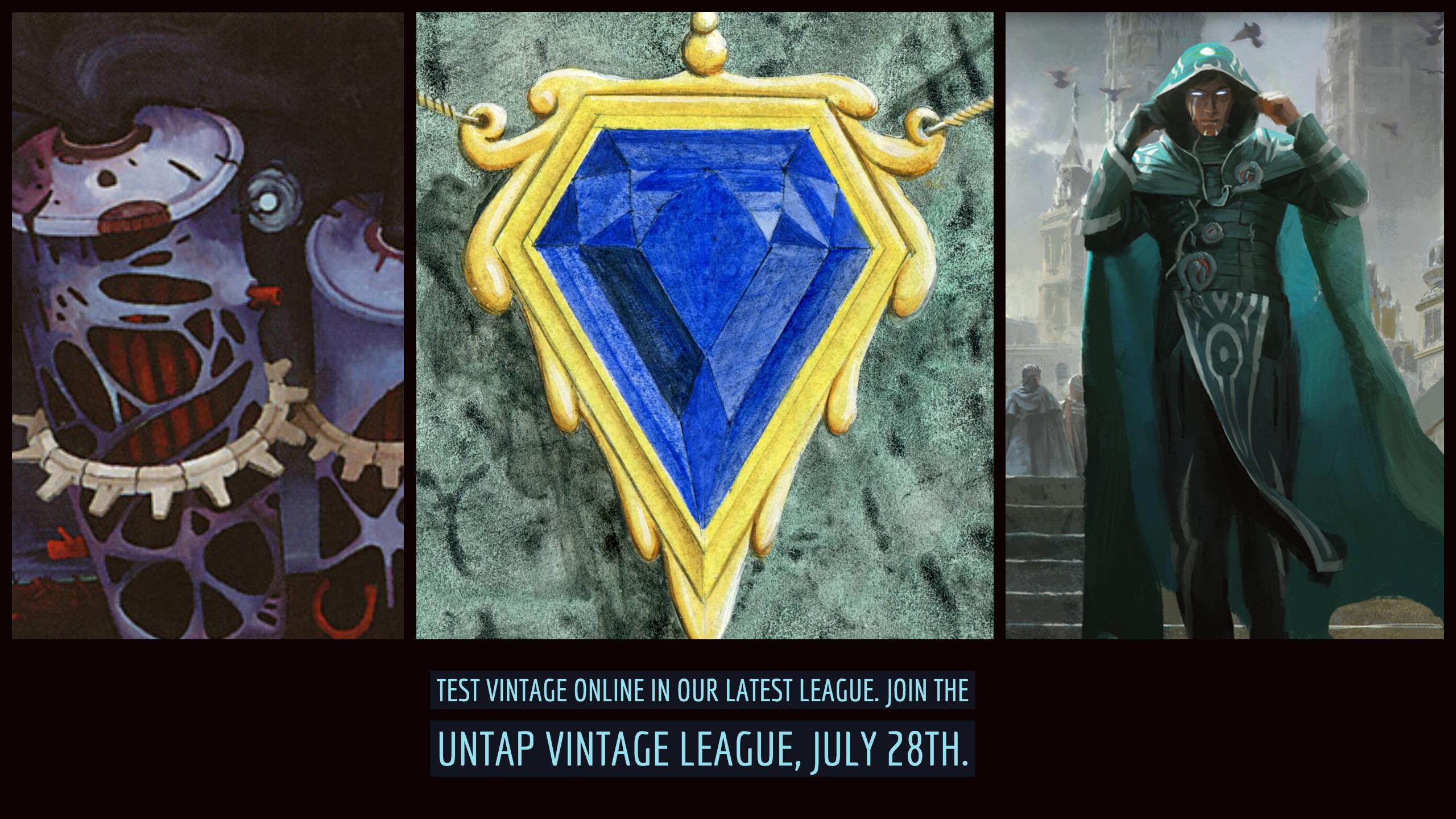 Untap Vintage League