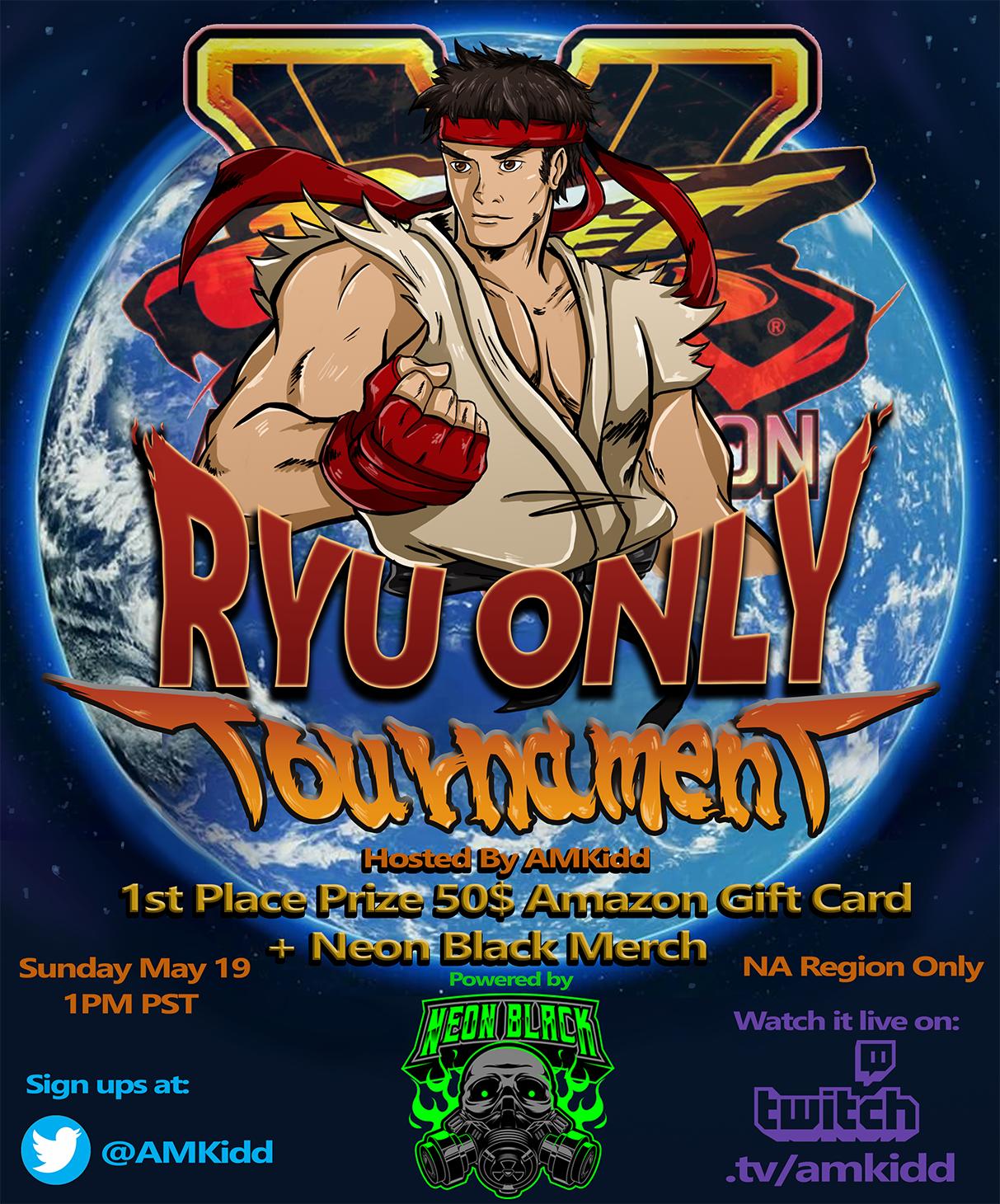 Ryu Only Volume 6