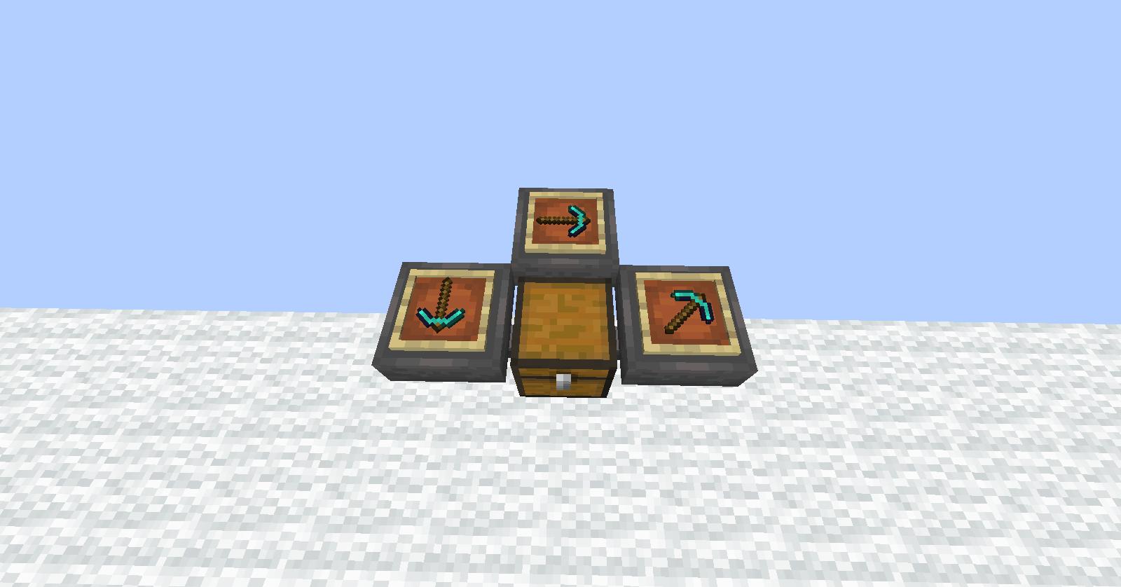 Vanilla Sky Block++ Datapack 200+ Recipes. Loot/item generators, detectors, new bosses. Minecraft Data Pack