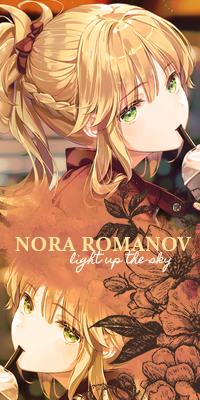 Nora Romanov