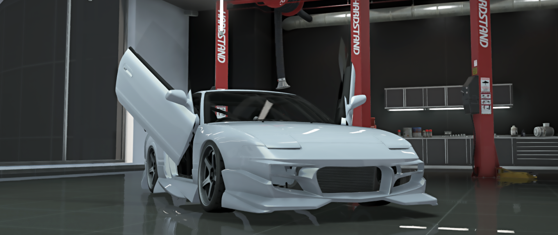 Uras Type S Kit with optional scissor doors