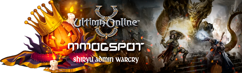 Shiryu WarCry Admin
