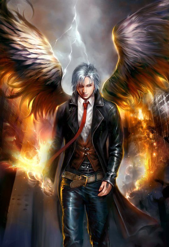 Character Profiles 68e3487ab391ccd284ae16b7667241fc--male-angels-angels-and-demons
