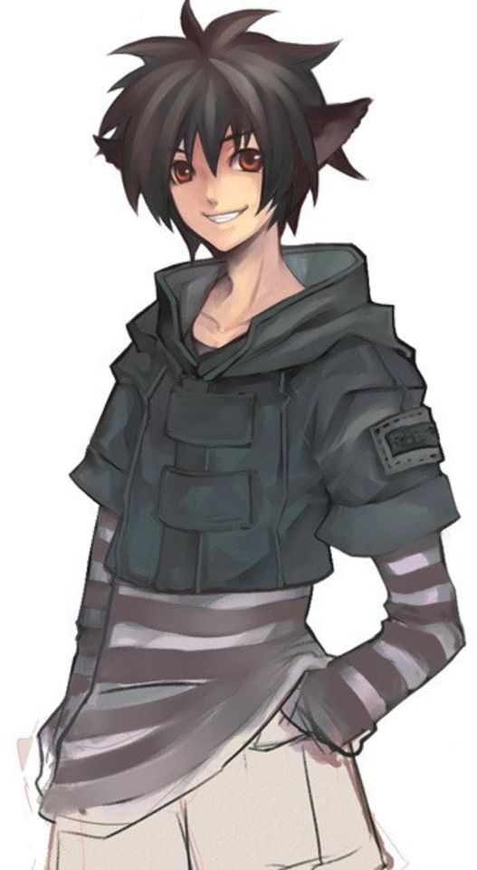 Character Profiles Anime-wolf-boy-profile-picture