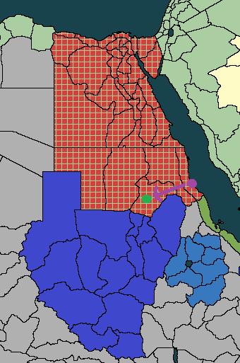 [Egypte & Royaume-Uni / rebelles soudanais] Guerre des mahdistes Soudan