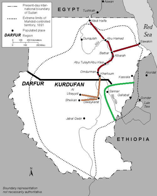 [Egypte & Royaume-Uni / rebelles soudanais] Guerre des mahdistes Soudan_4