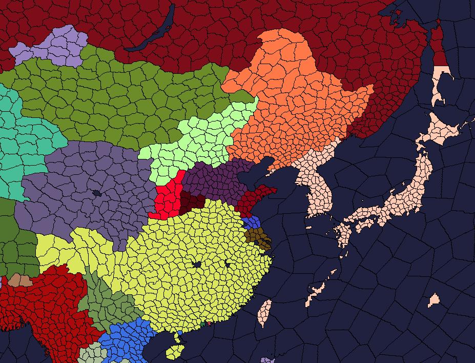[Conflit] Seconde guerre sino-japonaise (1937 - ...) Tour_4_-_Offensive