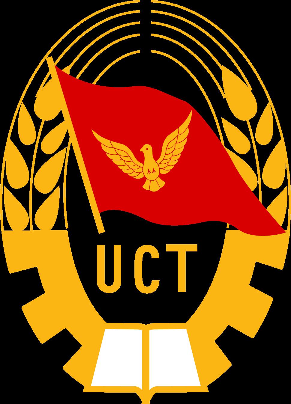 Emblem of the UCT
