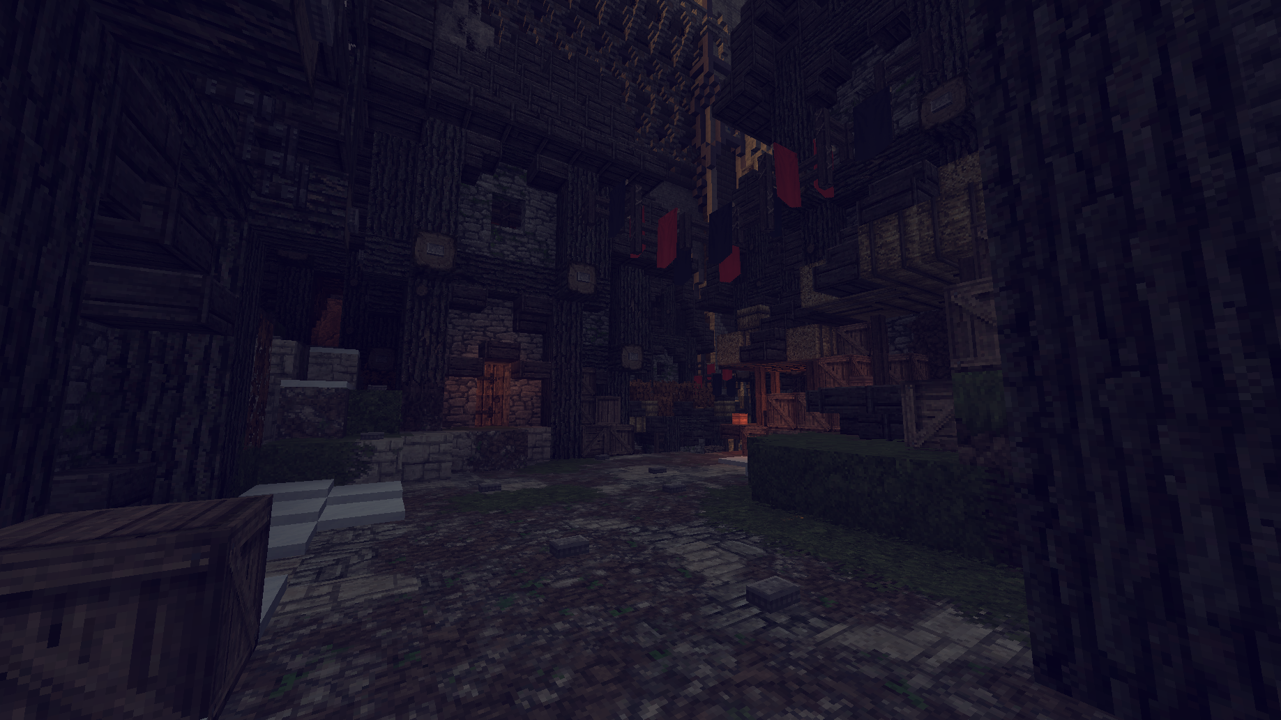 The Poor District of Ravenhold