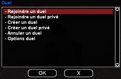 Système de duels Duel