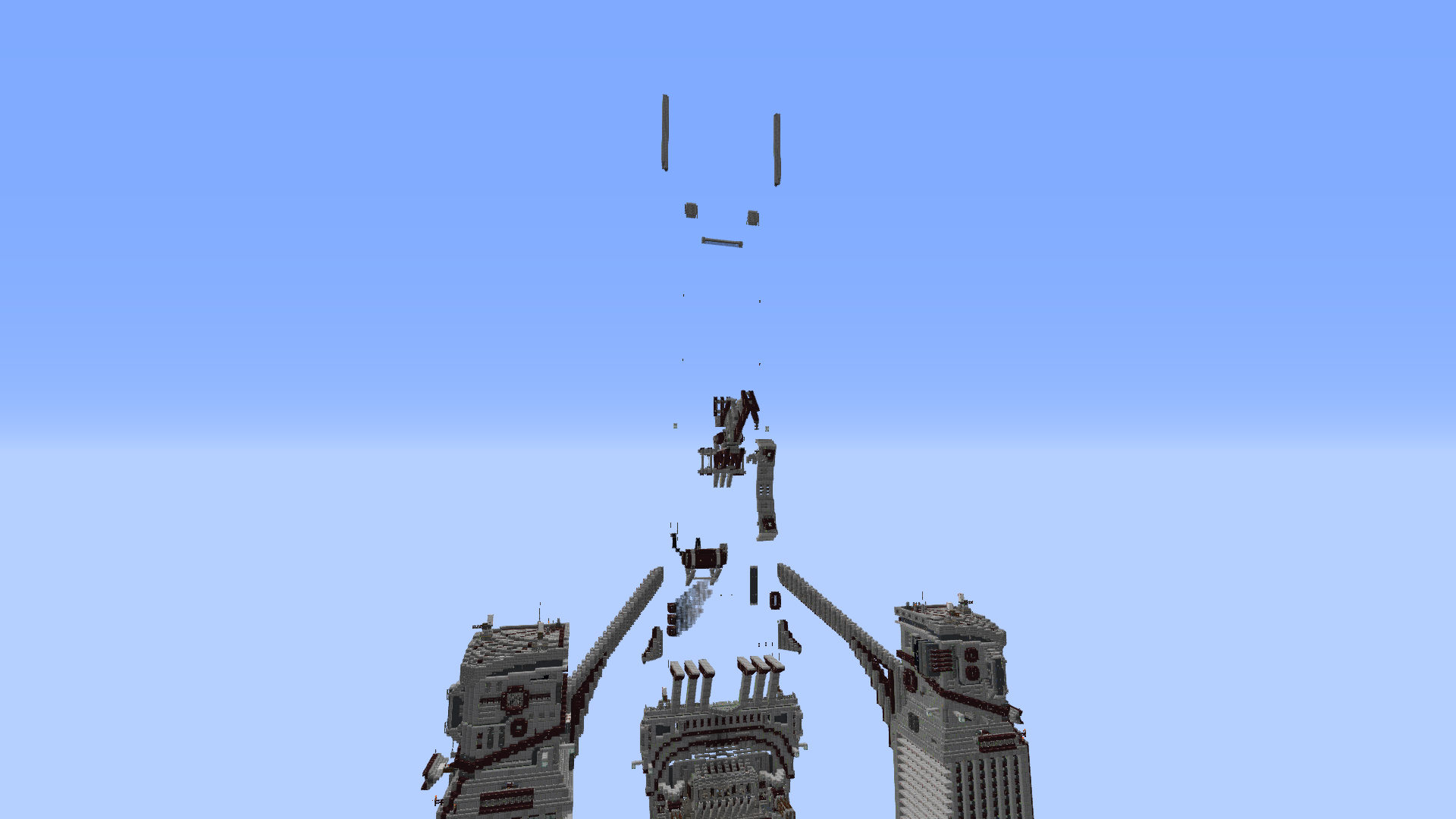 When chunks don't load properly