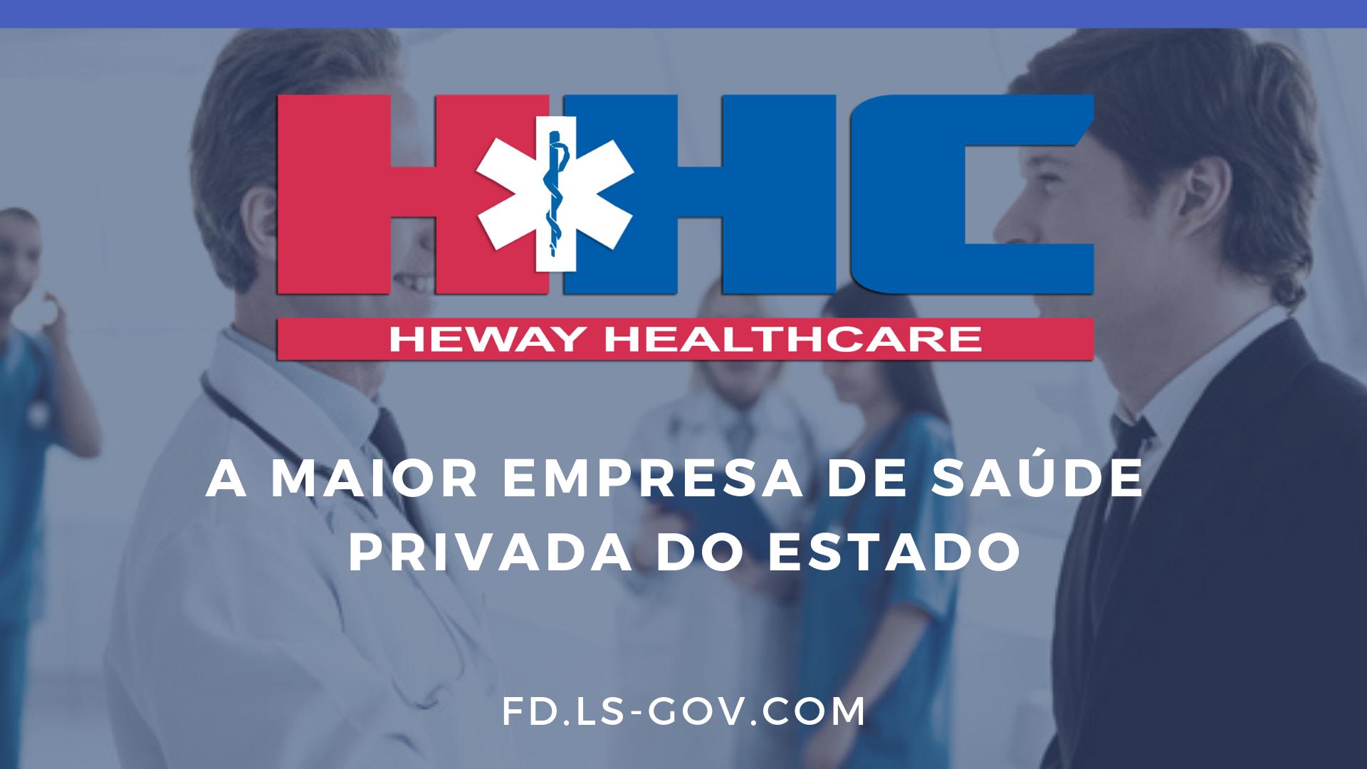 Sobre a HeWay Healthcare 1