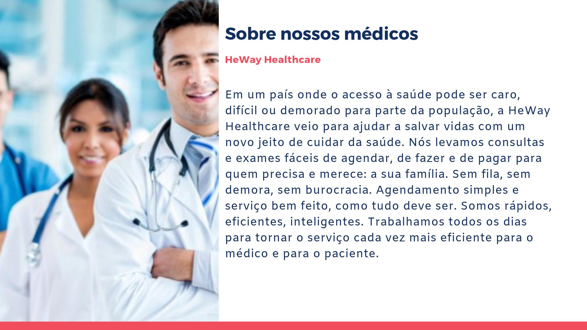 Sobre a HeWay Healthcare 3