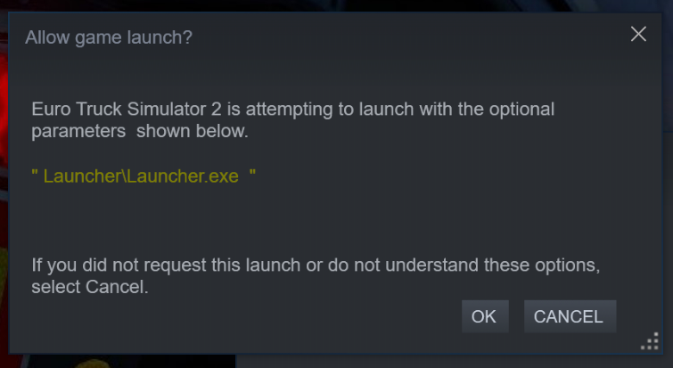 Steam Error