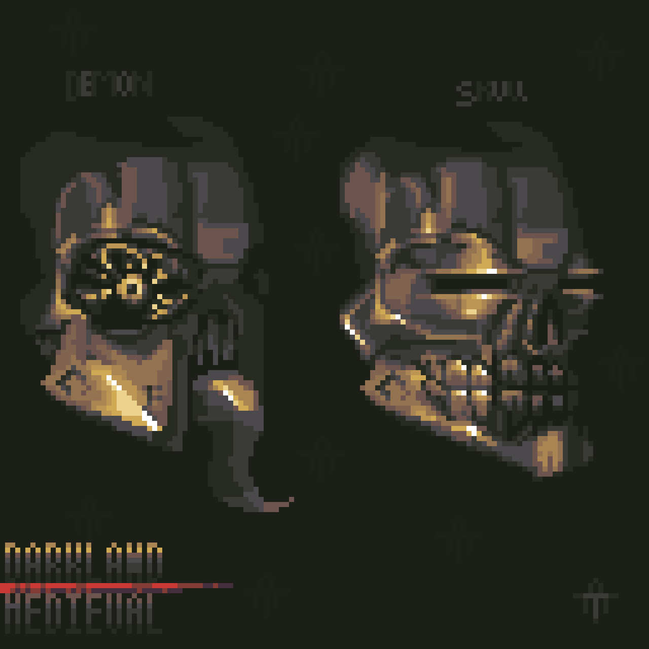 Cult masks