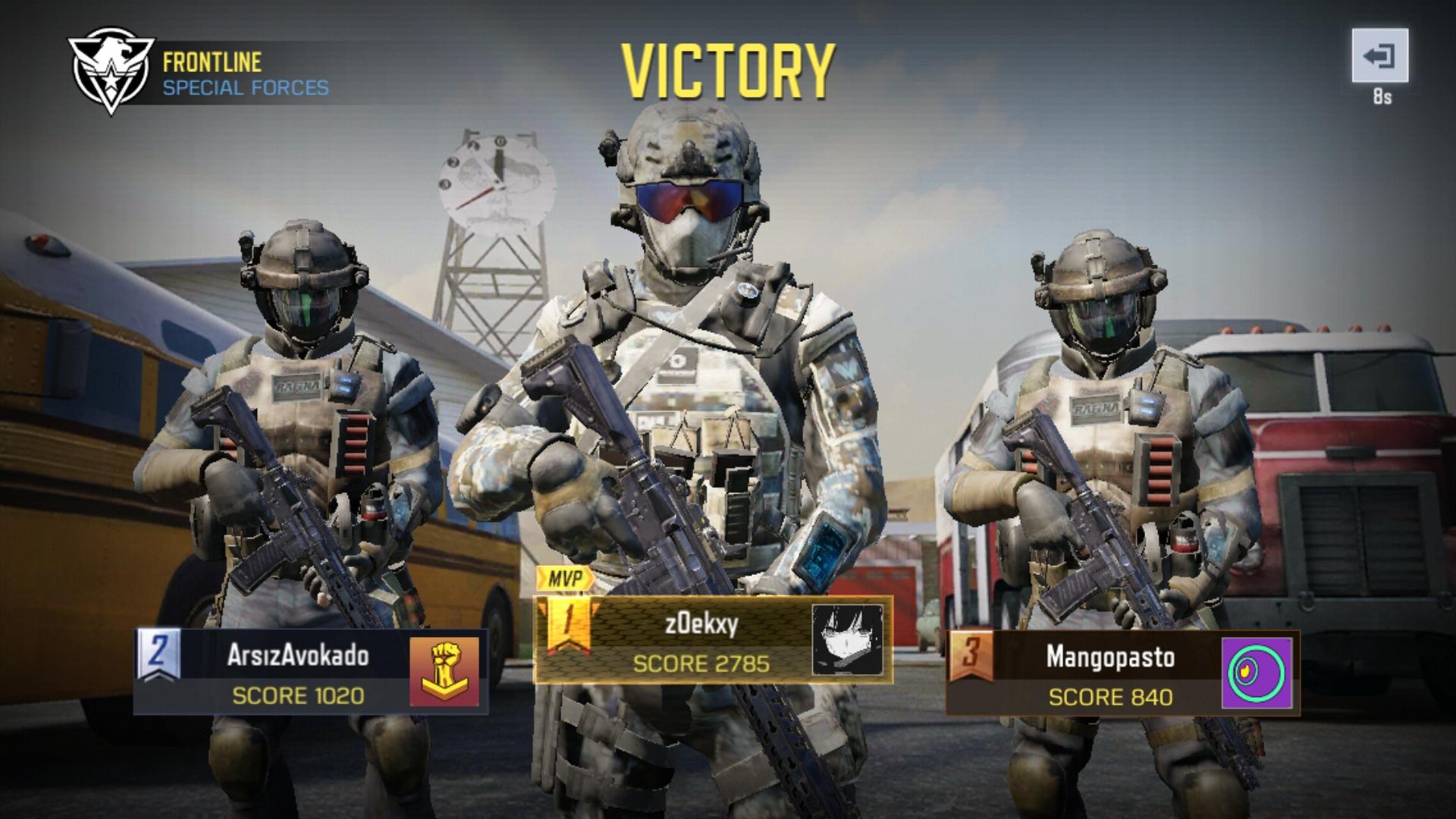 Call of Duty Mobile incrementa su éxito con más de 35 millones de descargas y bate un récord Screenshot_20191003-123147_Call_of_Duty