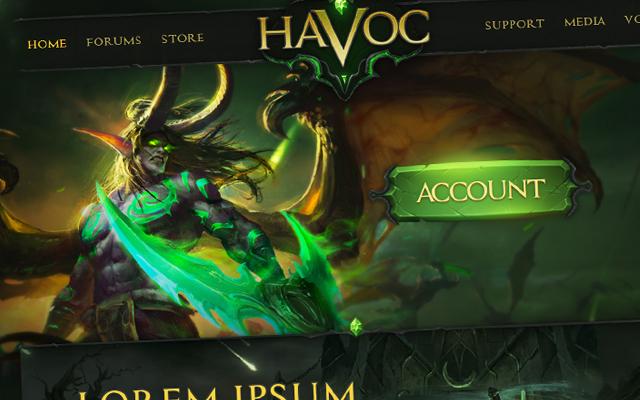 havoc-theme-fusioncms-codepath