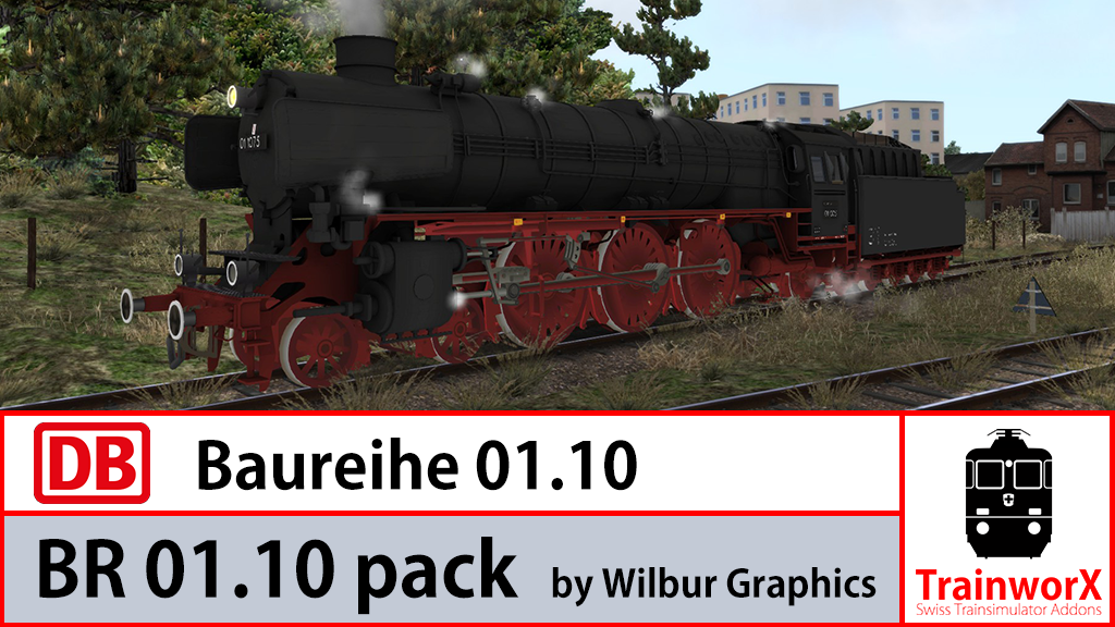 DB BR01.10 pack for TS20XX by Wilbur Graphics