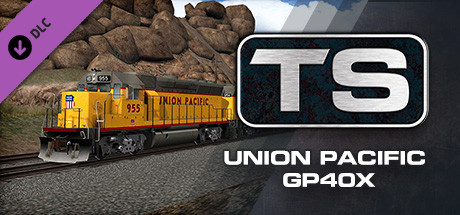 Train Simulator: Union Pacific GP40X Loco Add-On
