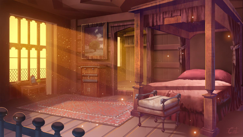 Descripción de la mansión de Marui [Nota] Art-bidin-mansion-bedroom