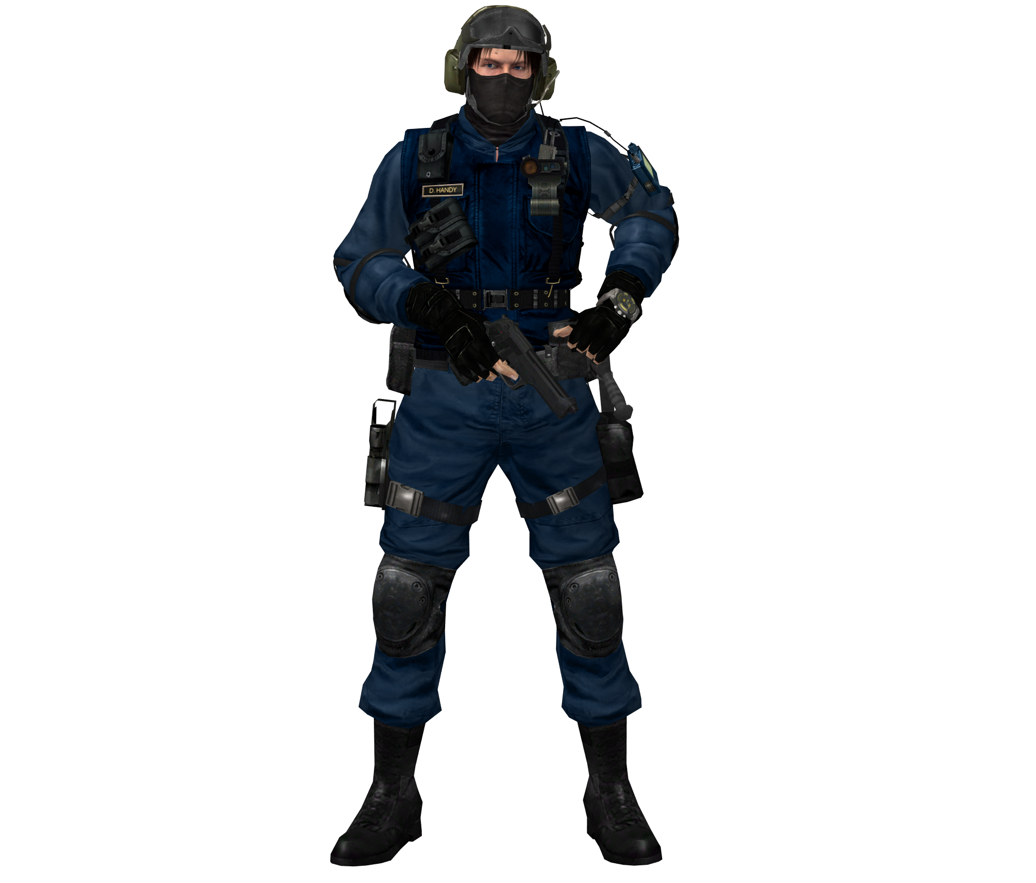 Image Corner SWAT